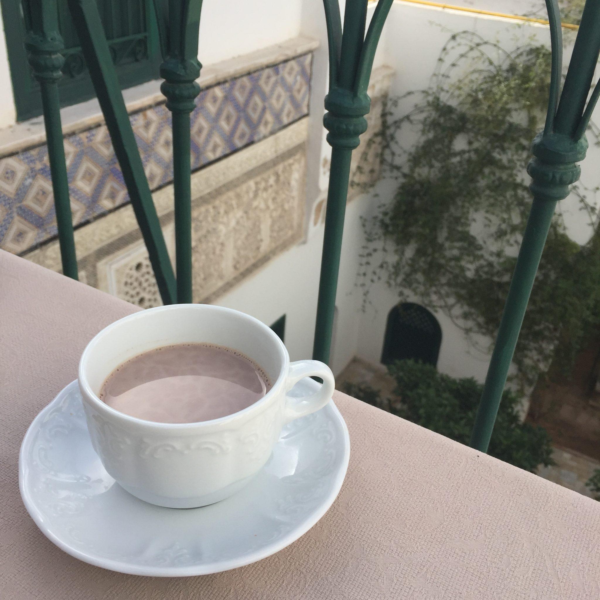 [Tunisie]: Le Palais Bayram, un hôtel digne des Mille et Une Nuits